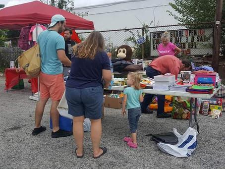 """Coastal South Carolina Host a """"Really Really Free Market"""" in North Charleston"""