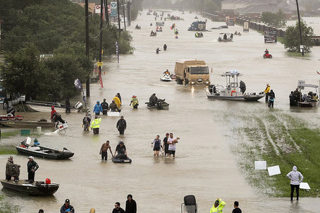 Statement on Hurricane Harvey and Hurricane Irma