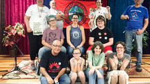 Socialists Meet up in Shasta County CA