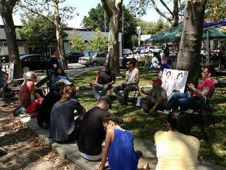 Food Sovereignty Discussion in North NJ