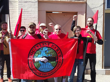 Capital District Socialist Party May Day