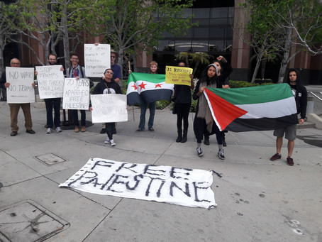Call to Action: Against the War in Syria and the Attacks on Gaza