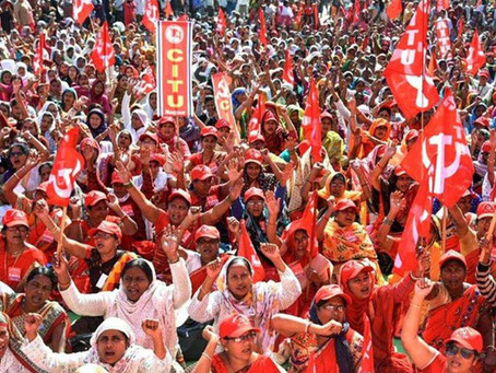 Statement of Solidarity for Indian Workers