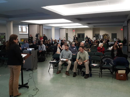 North Jersey Socialists Join Montclair Sustainability Conference