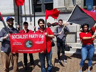 May Day in Albany NY