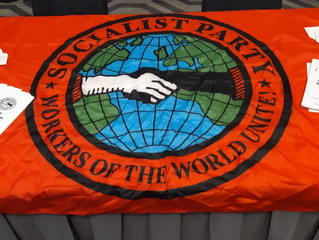 Socialist Party Los Angeles Local at the 2019 JSA Political Conference