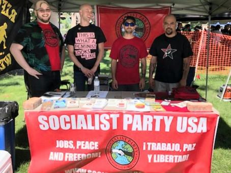 SP Members Attend Bend OR Pride