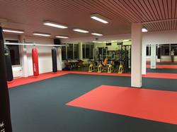 Fitness-Ecke