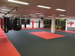 Das neue Gym