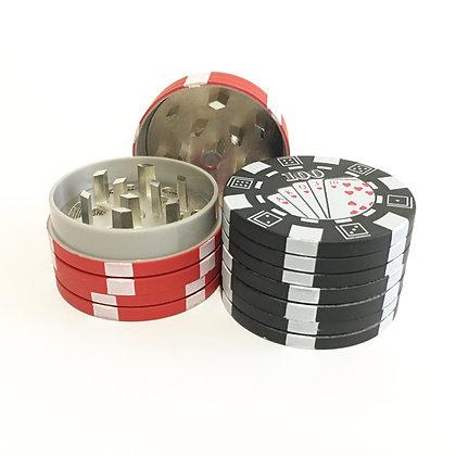 Poker Chips Grinder
