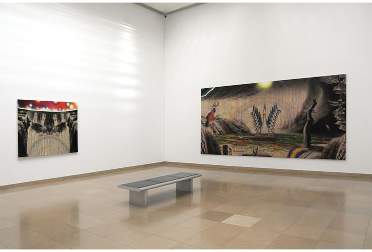 'Projections', Carré d'Art-Musée d'Art Contemporain, Nîmes, France, 2010