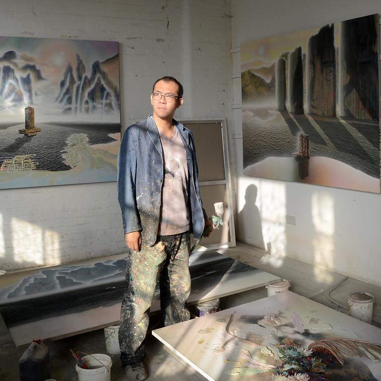 Gordon Cheung Artist Talk 張逸斌 艺术家座谈