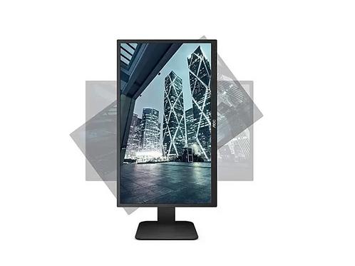 Monitor LCD AOC 24P1U IPS VGA/ DISPLAYPORT/ HDMI  4 Portas USB 3.1