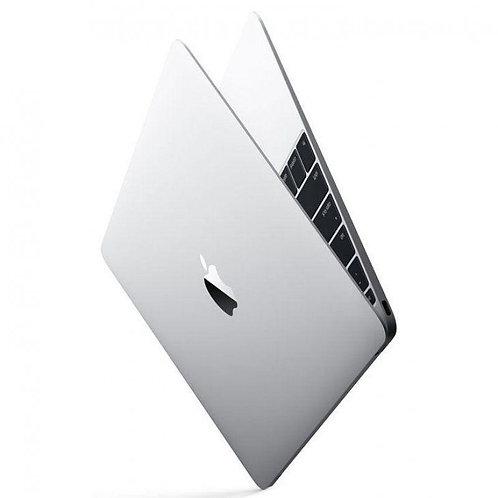 """MacBook Intel Core M3 1,2Ghz 8GB SSD 256GB Tela de 12"""" Prata - MNYH2BZ/A"""