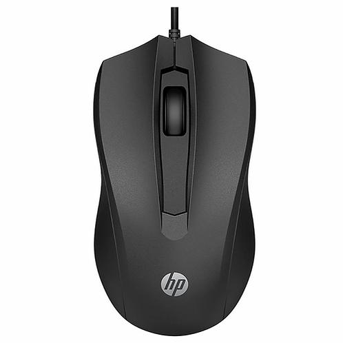 Mouse HP 100 1600dpi USB 6VY96AA