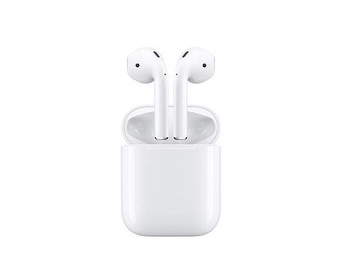AirPods Apple Fone bluetooth com carregador MMEF2AM/A