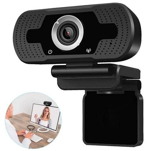 Webcam Usb Full HD 1080p