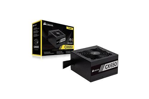 Fonte Corsair CX 650 80Plus Bronze CP-9020122-WW