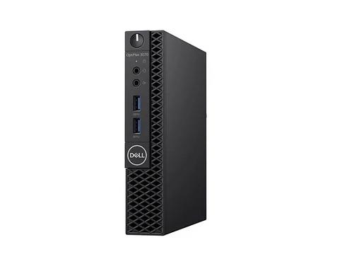 Mini Cpu Dell Optiplex  3070 I3 8 Geração 4gb 500gb Win 10 Pro