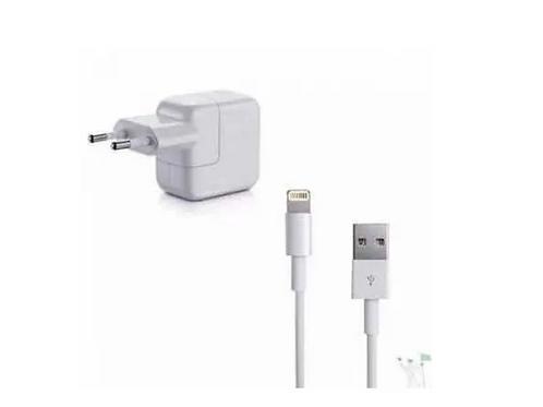 Kit Cabo Lightning E Tomada 10w Apple