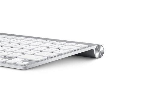Teclado Wireless Apple Sem Fio A1314 Original
