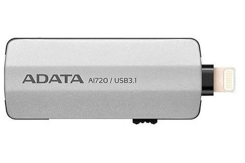 Pen Drive Usb 3.1 64gb Para iPhone Al720 Prata Adata