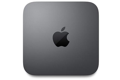 Mac mini  Cinza Espacial, Intel Core i3 quad-Core 3,6 GHz, 8GB, SSD 128GB