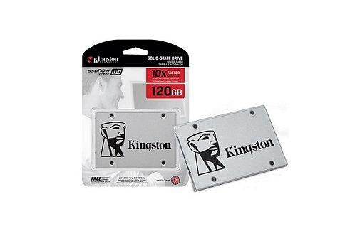 SSD 120GB KINGSTON UV400 Sata 3Gb/s 2.5''