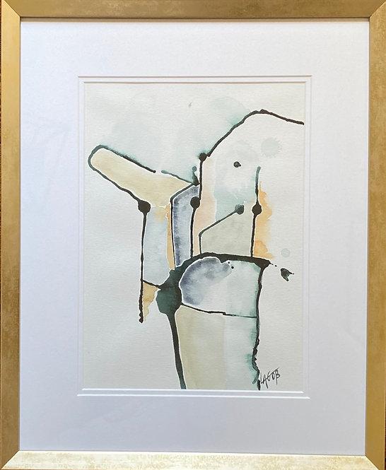 'Watercolor Abstract II'