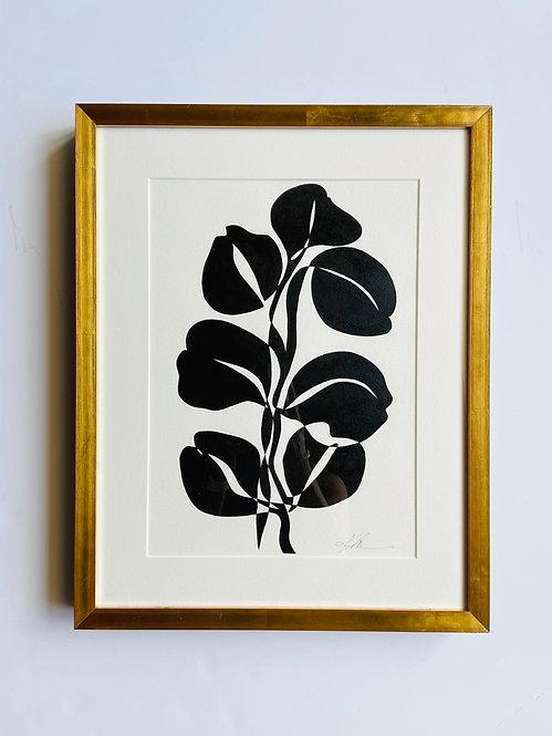 black and white botanical 4