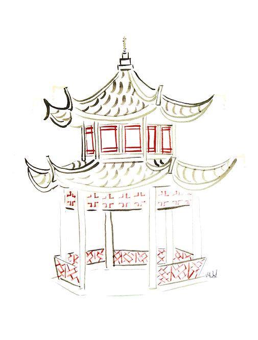 XL Pagoda