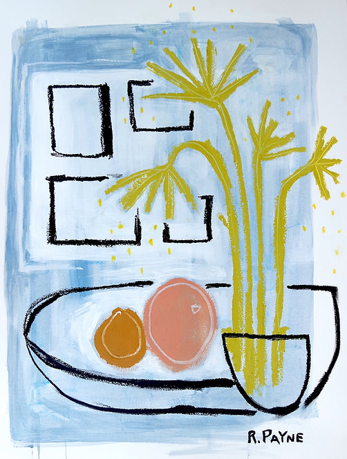 """""""Fruit and Fennel Flowers"""""""