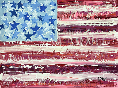 """Stars and Stripes, I"""