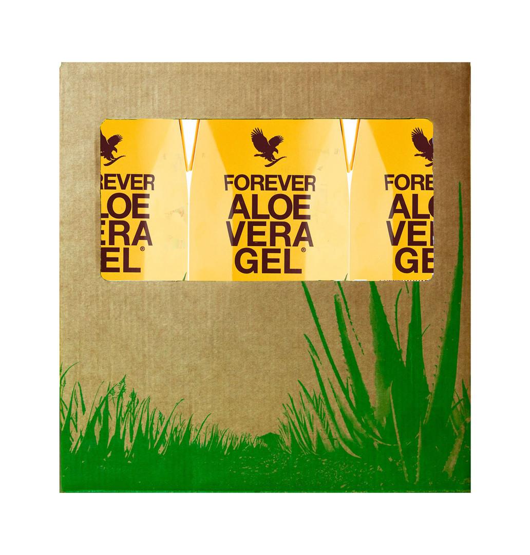 TriPack Aloe Vera Gel