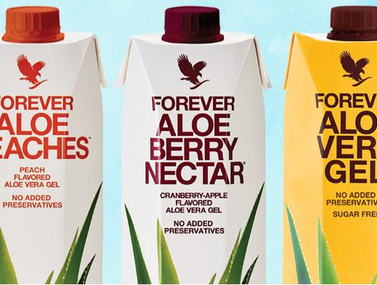 Forever Living Aloe Vera Drinks