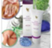 aloe moisturising lotion