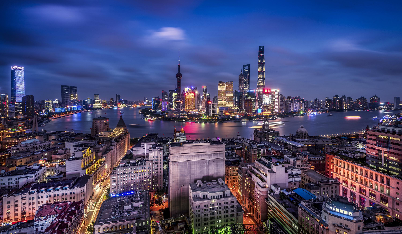 Shanghai or Gotham