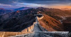 Great wall-door to heaven