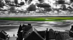 les toits de Saint Michel