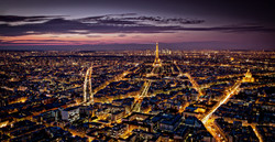Paris from monparnasse