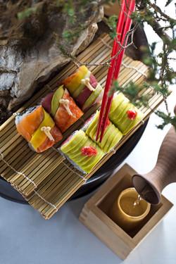 Sushi & Sake promotion