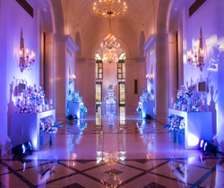 Ball room pre function