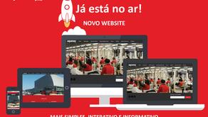 Novo website institucional Aquinos está no ar!