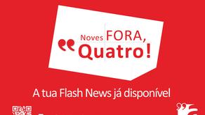 Noves fora Quatro! [Flash News]