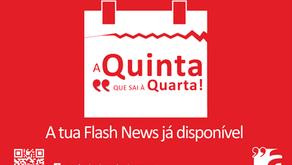 A Quinta que sai à Quarta [Flash News]