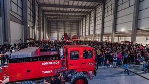 Grupo Aquinos atribui uma viatura de combate a incêndios florestais