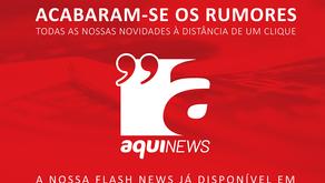 A nossa Flash News já chegou!