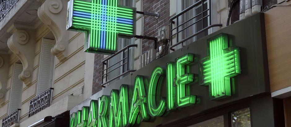 Covid-19 : les agressions en hausse dans les pharmacies de PACA