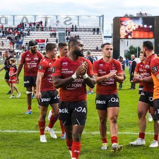 Rugby: Le président du RCT salue la décision des joueurs de baisser leur salaire