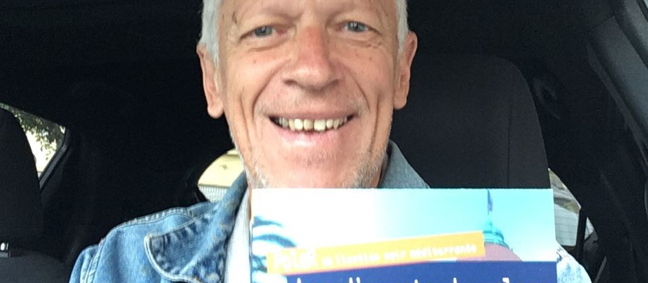 Système D : le directeur d'une maison d'édition niçoise livre lui-même des polars aux lecteurs!
